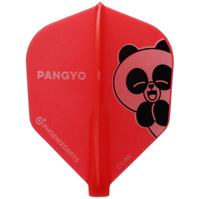 【FitFlight】 LINE FRENDS PANGYO フィットフライト×ラインフレンズ パンヨ ダーツ用 羽
