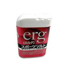 【erg】 エルグ スポーツソルト ハンディタイプ 80錠入 -ダーツアクセサリー-
