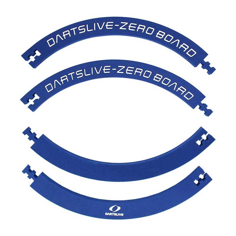 【DARTS LIVE】 ZERO BOARD ダーツライブ ソフトダーツボード 静音設計 静かな15.5インチボード ダーツマシンと同じサイズ