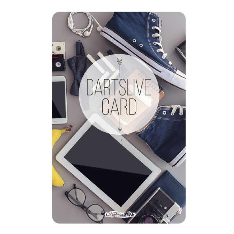 【dartslive】ダーツライブカード 38-8