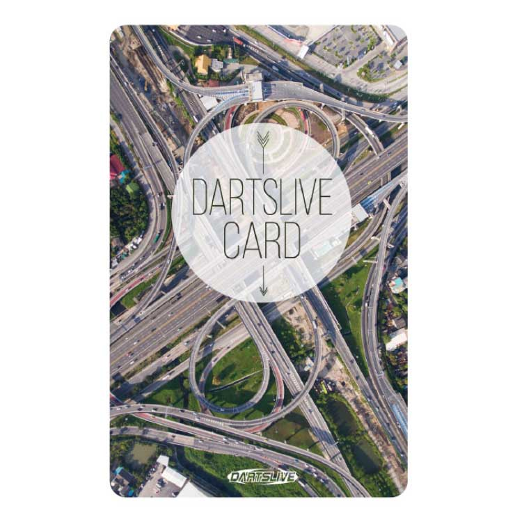 【dartslive】ダーツライブカード 38-9