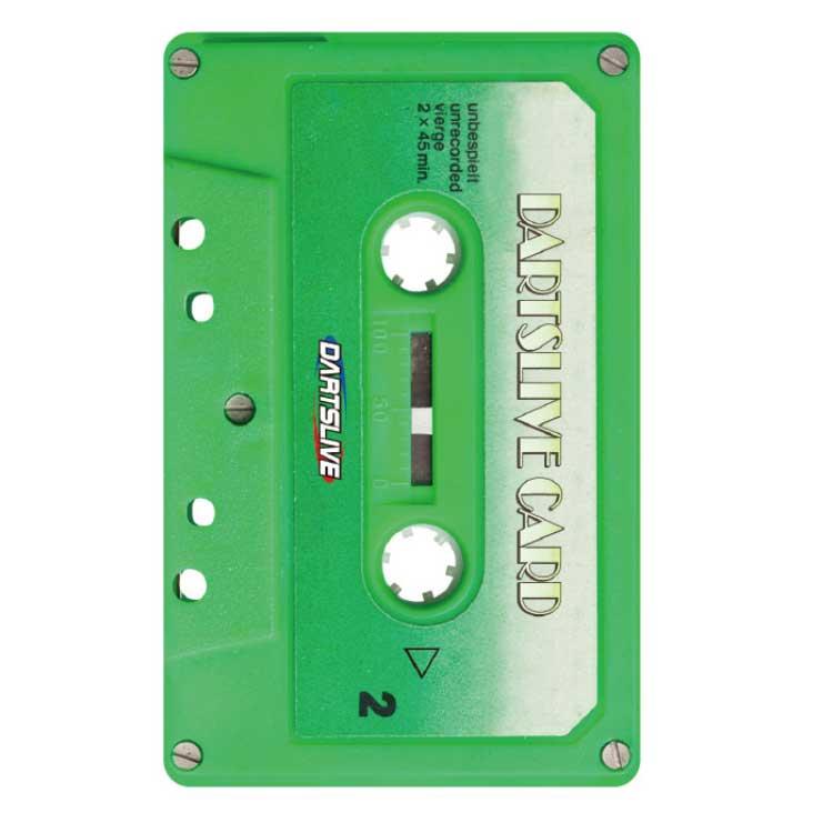 【dartslive】ダーツライブカード 38-11
