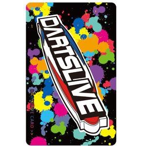 【dartslive】ダーツライブカード 40-5
