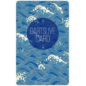 【dartslive】ダーツライブカード 40-8