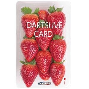 【dartslive】ダーツライブカード 40-11