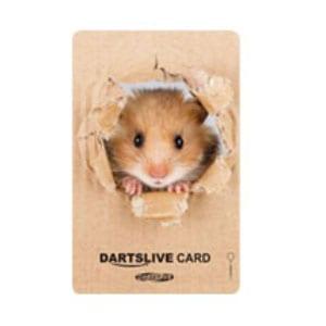 【dartslive】ダーツライブカード 41-1