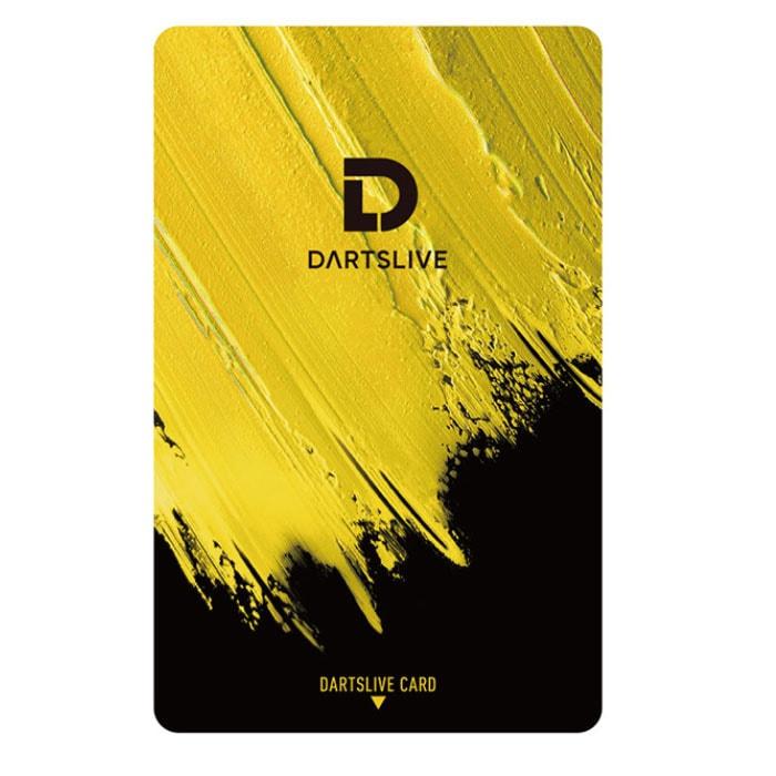 【dartslive】ダーツライブカード 43-13 ダーツ ゲームカード