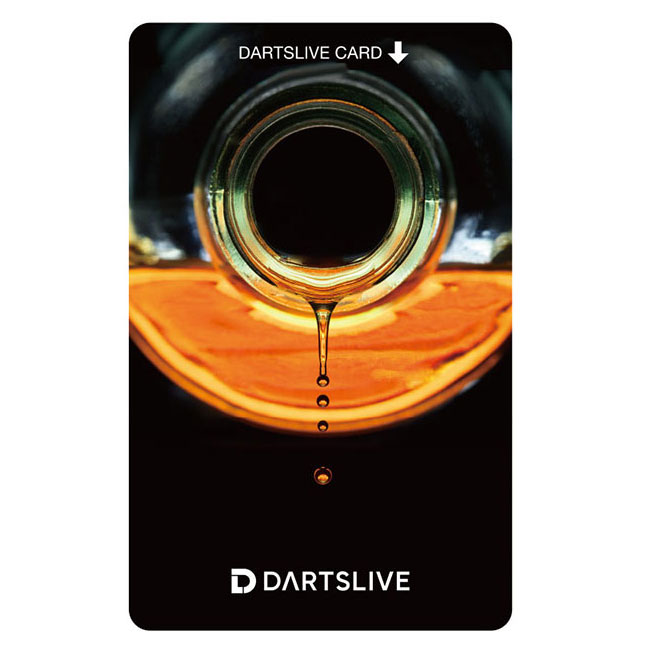 【dartslive】ダーツライブカード 44-1