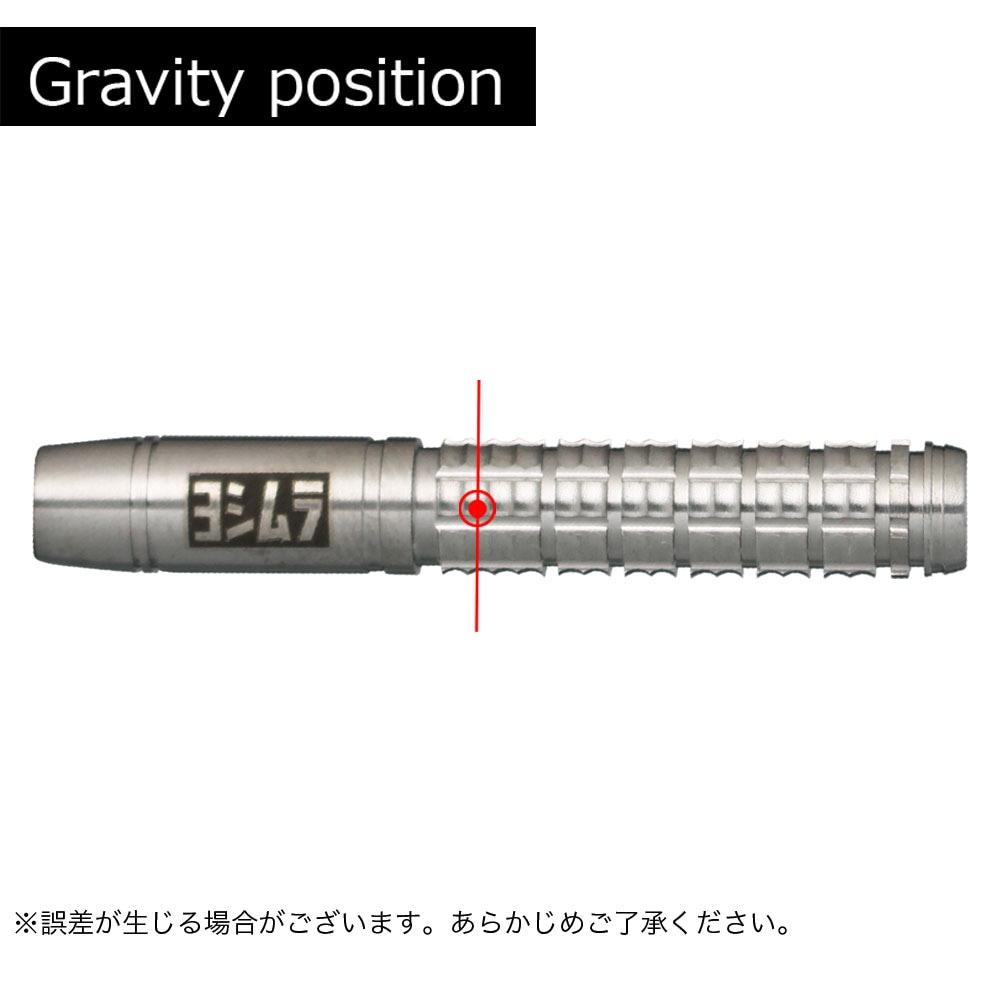 【ヨシムラ】yoshimura SPARK Type3 スパーク3 ダーツ
