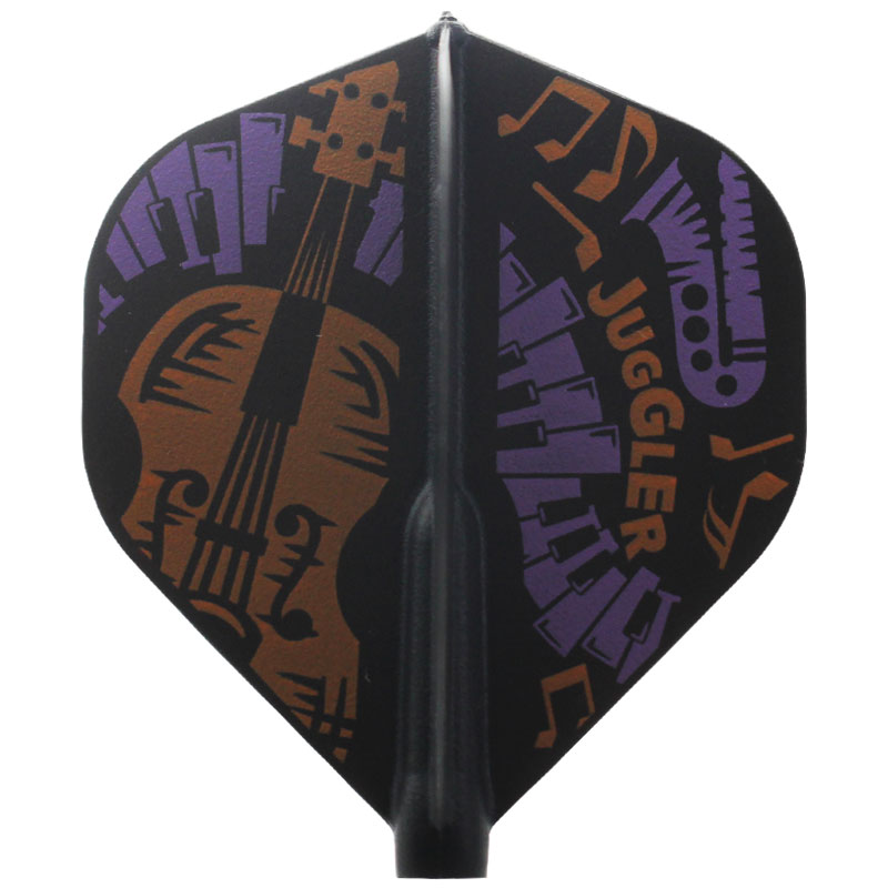 【Juggler】Fit Flight × Juggler JAZZ スタンダード ジャグラー フィットフライト ジャズ ダーツ用