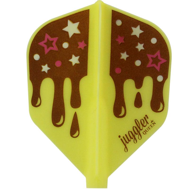 【JugglerQUEEN】 Fit×Juggler Q Chocolate シェイプ ジャグラークイーン×フィットフライト チョコレート