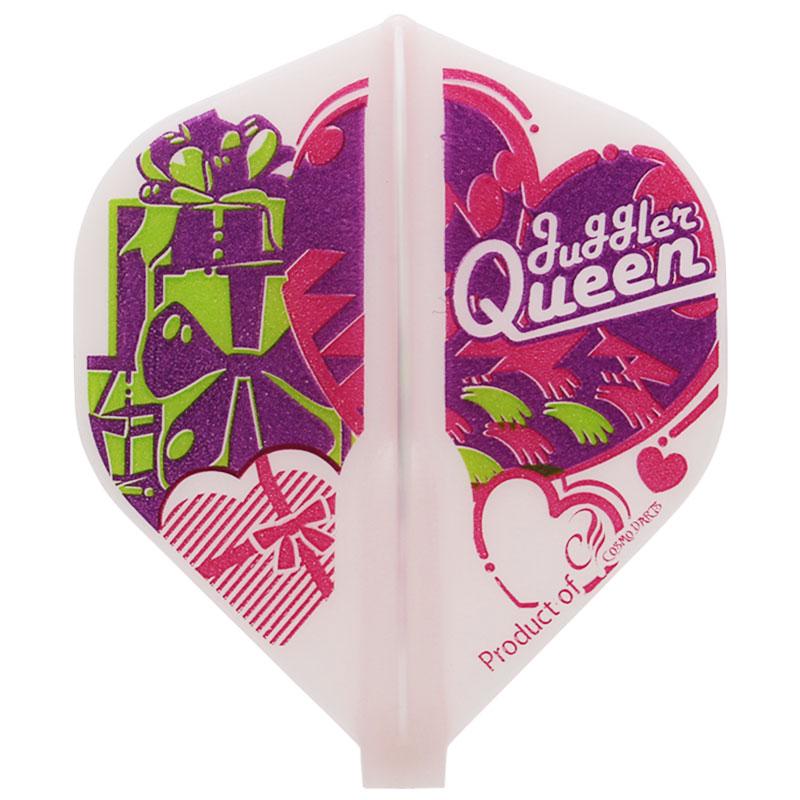 【JugglerQUEEN】FITFlight Valentine スタンダード フィットフライト ダーツ用 バレンタイン