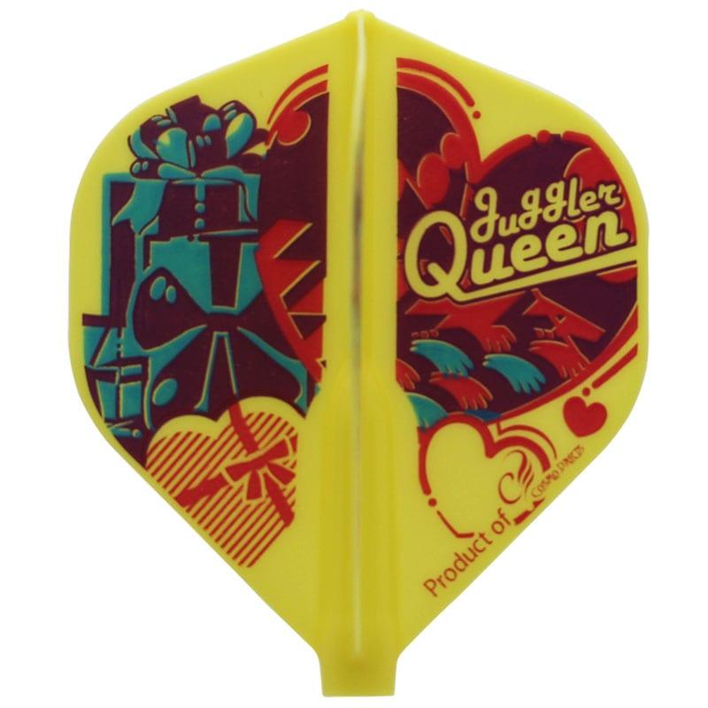 【JugglerQUEEN】FITAIRValentine  スタンダード フィットフライトエアー ダーツ用 バレンタイン
