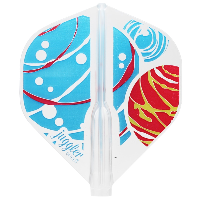 【JugglerQUEEN】FITAIR  Colorful Marble スタンダード ジャグラークイーン フィットフライトエアー カラフルマーブル ダーツ