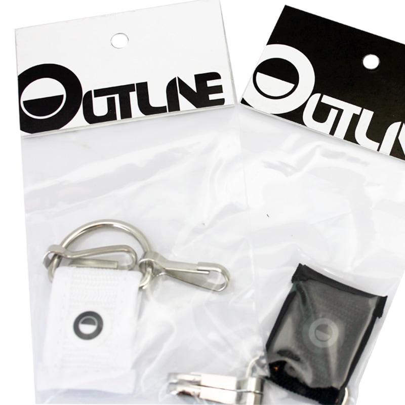 【OUTLINE】アウトライン グランデダーツケース用 フック付きDカンアタッチメント