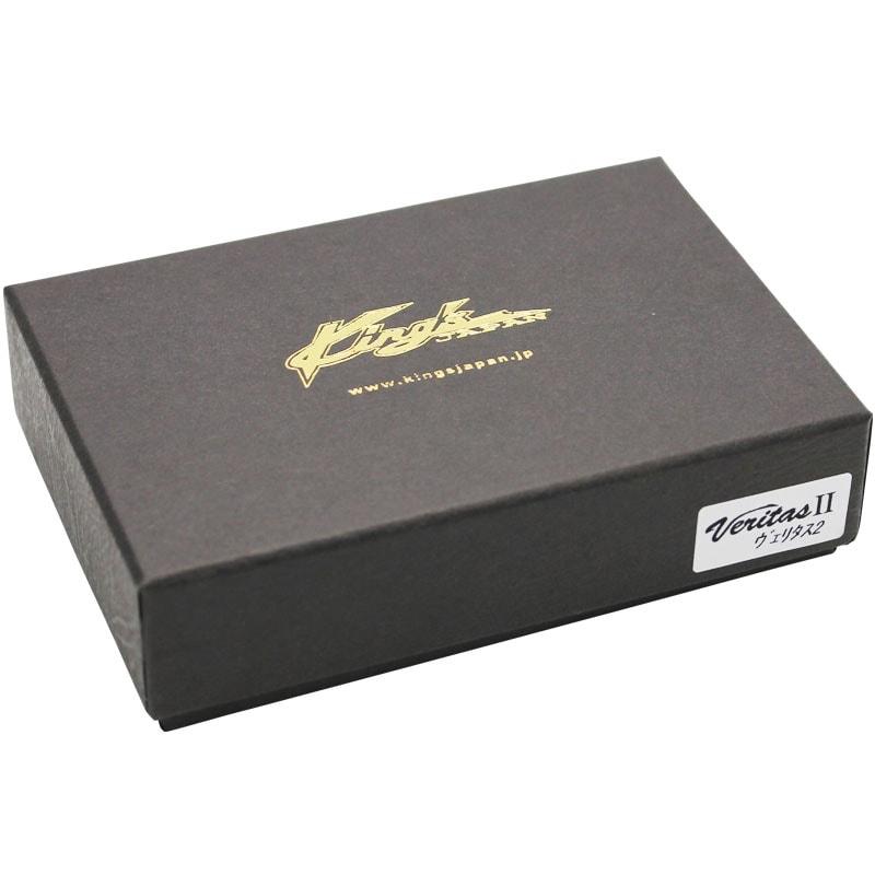 【King's JAPAN】Premium  Veritas2 キングスジャパン プレミアムライン ヴェリタス2 タングステン95%
