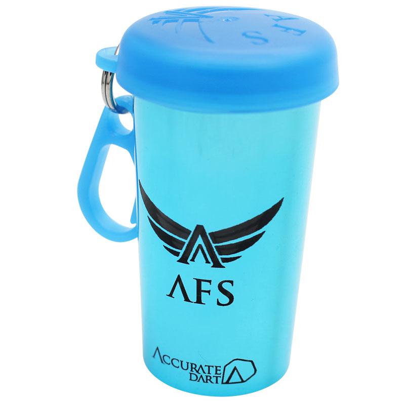 【AFS】 ソフトチップコンテナー ダーツ用 ウルトラマグナムポイント専用チップタイトナー付