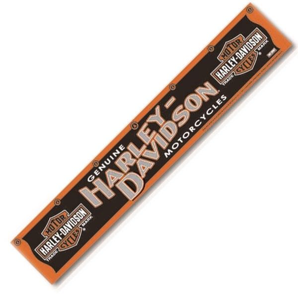 【Harley-Davidson】ハーレーダビットソン ダーツスローライン ハーレーロゴ