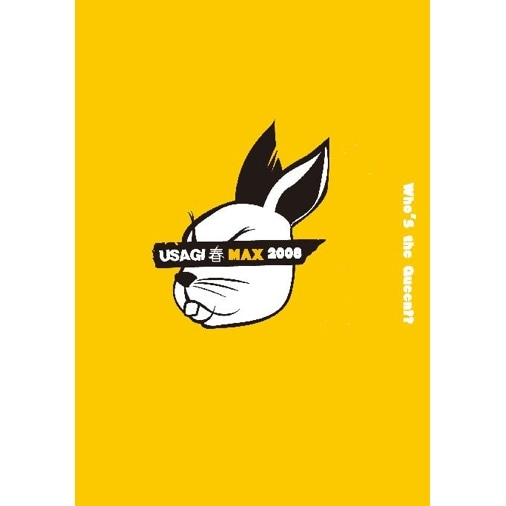 ※棚替えセール※30%OFF!!【ダーツDVD】USAGI春MAX2008 レディーストーナメント決定版