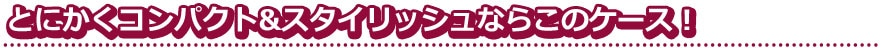 【CAMEO】ダーツケース TABLOID BUSINESS カメオ タブロイド