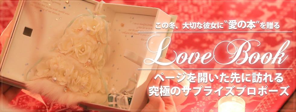 LoveBook 究極のサプライズプロポーズ