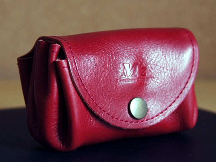 二重蛇腹のお財布