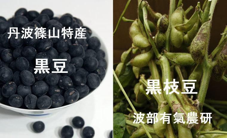 黒豆/黒枝豆