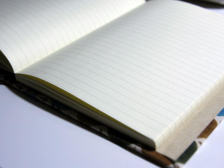 型小紋染ノート(和柄) (作家) 三橋工房