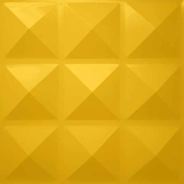 【NDZB6013YE】 3Dジン タイプ13 1枚(受注生産品) 600×600mm