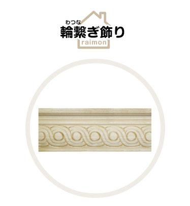 輪繋ぎ飾り(わつなぎかざり)
