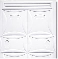 【NPVP009】PVC製壁面装飾ボード 1200×800×18mm