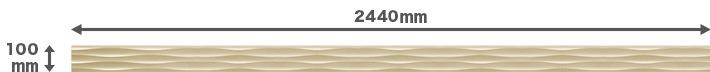 【NKB116】MDF装飾ボード