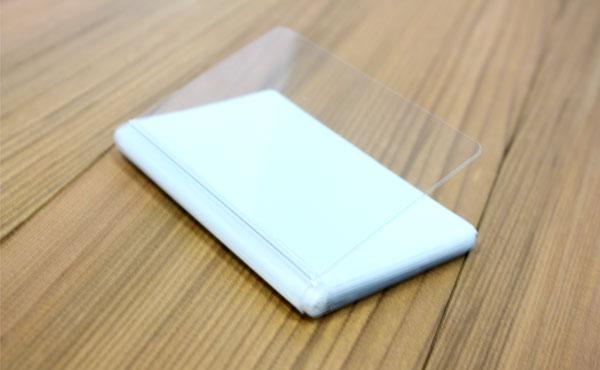 カードケース取換ポケット