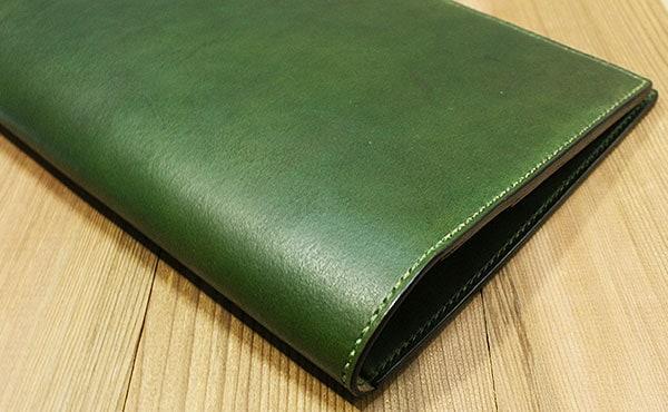 栃木レザーノートカバーA5サイズ