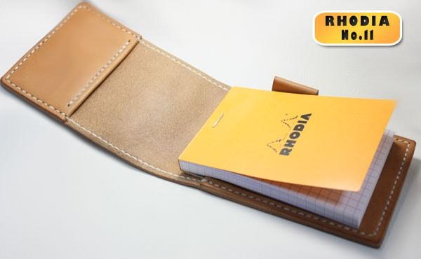 ロディア(RHODIA)No11専用カバー