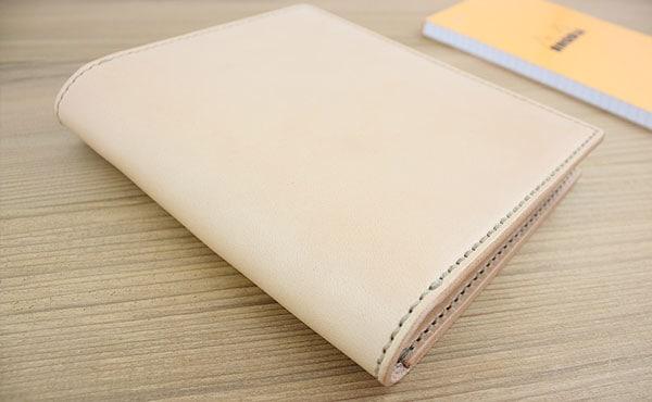 ノートカバーA6サイズ