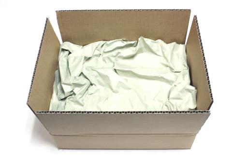 商品の梱包写真1