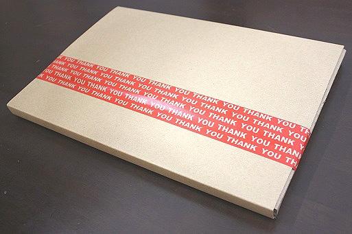 商品の梱包写真2