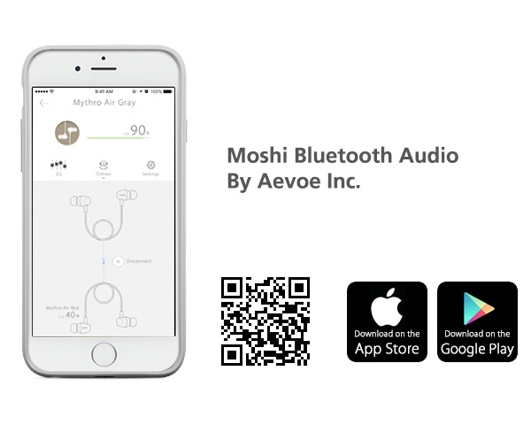 moshi Mythro Air