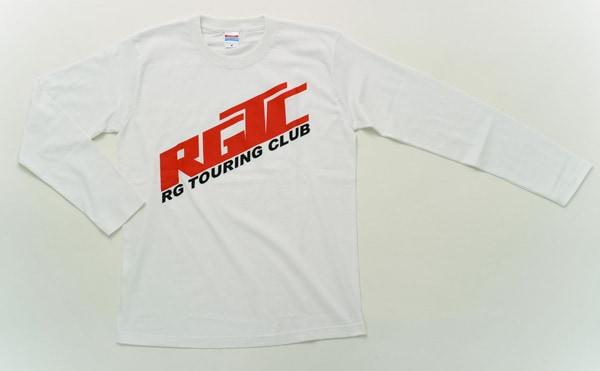 RGTC ロングスリーブTシャツ前面