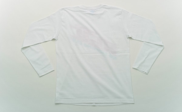 RGTC ロングスリーブTシャツ背面