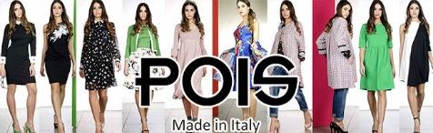イタリアインポート洋服ブランド POIS