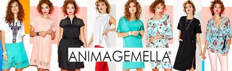 イタリアインポート洋服ブランド ANIMA GEMELLA