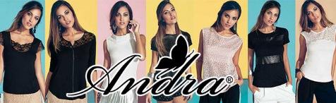 イタリアインポート洋服ブランド ANDRA