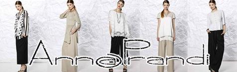イタリアインポート洋服ブランド ANNA PRANDI