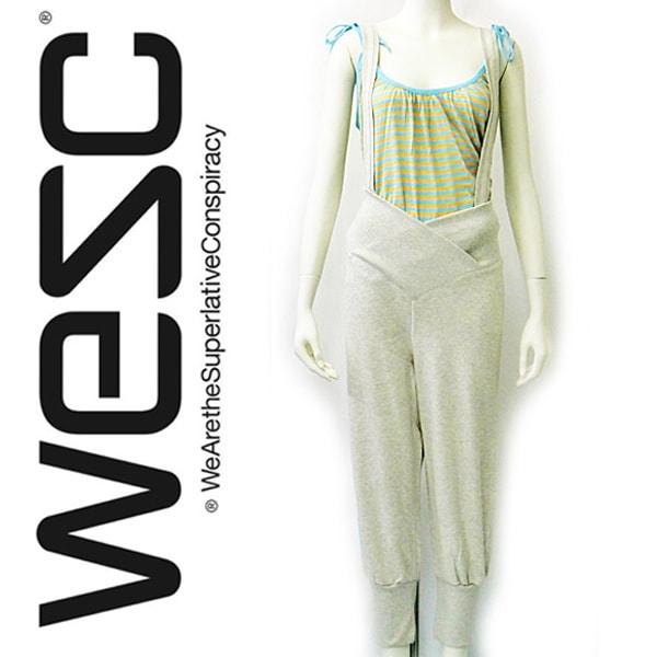 スェーデン発 WESC