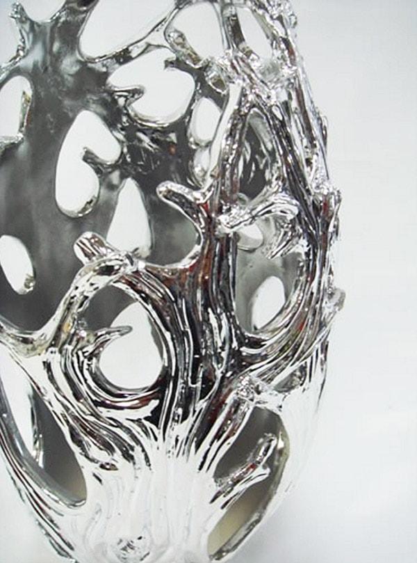 陶器 花瓶/フラワーベース