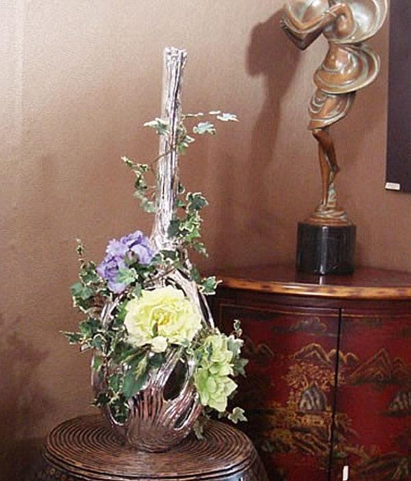 樹脂 花瓶/フラワーベース