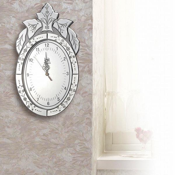 【おしゃれ】ウォールクロック/掛け時計