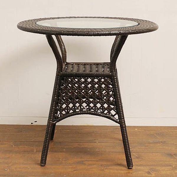 【ガーデンファニチャー】ガラステーブル&チェアーalign=baseline